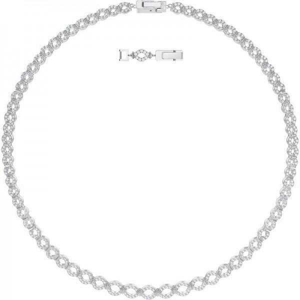 Comprare Collana Swarovski Donna Lace Thin 5382353