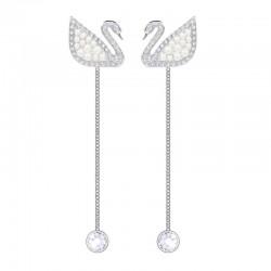 Comprare Orecchini Swarovski Donna Iconic Swan 5429270