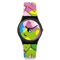Orologio Swatch Donna Gent Image Of Graffiti GB317