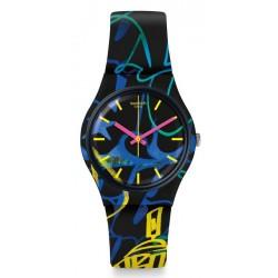 Orologio Swatch Unisex Gent Nightclub GB318