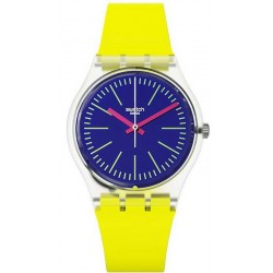 Comprare Orologio Swatch Unisex Gent Accecante GE255
