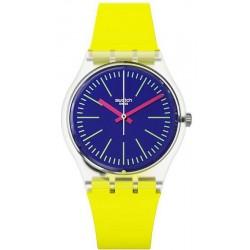 Orologio Swatch Unisex Gent Accecante GE255
