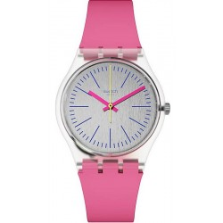 Orologio Swatch Donna Gent Fluo Pinky GE256