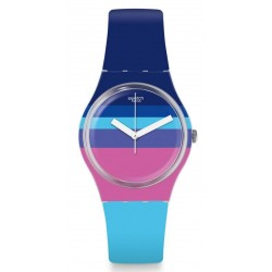 Orologio Swatch Donna Gent Azul'Heure GE260