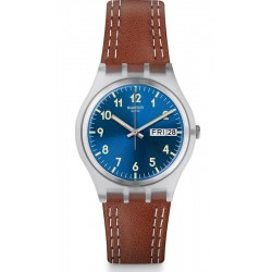 Comprare Orologio Swatch Uomo Gent Windy Dune GE709