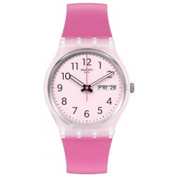 Orologio Swatch Donna Gent Rinse Repeat Pink GE724