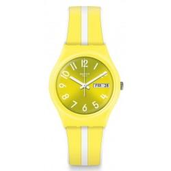 Comprare Orologio Swatch Unisex Gent Lemoncello GJ702