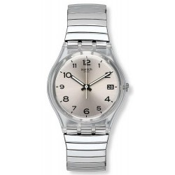 Orologio Swatch Unisex Gent Silverall L GM416A
