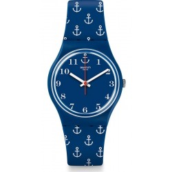 Comprare Orologio Swatch Unisex Gent Anchor Baby GN247