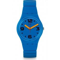 Orologio Swatch Unisex Gent Pepeblu S GN251B