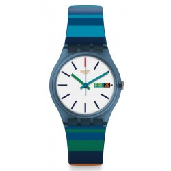 Orologio Swatch Unisex Gent Color Crossing GN724