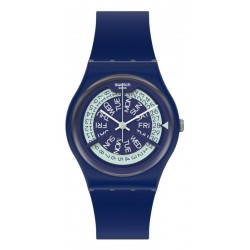 Orologio Swatch Unisex Gent N-Igma Navy GN727