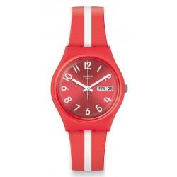 Orologio Swatch Unisex Gent Sanguinello GR709