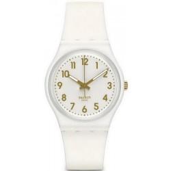 Orologio Swatch Unisex Gent White Bishop GW164