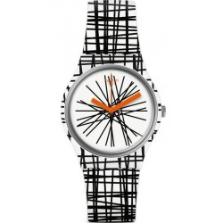 Comprare Orologio Swatch Unisex Gent Lace Me GW183