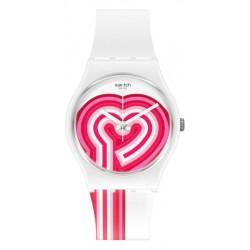 Orologio Swatch Donna Gent Beatpink GW214