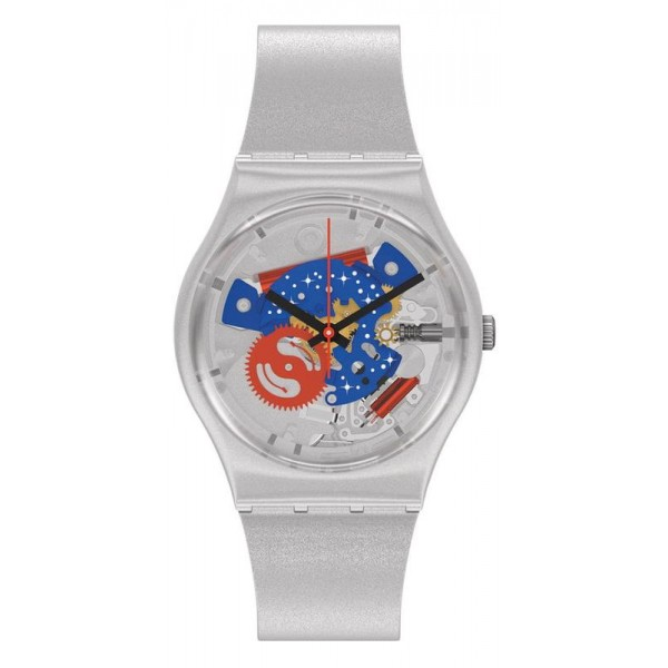 Comprare Orologio Swatch Gent Take Me To The Moon NASA GZ355