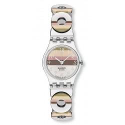 Orologio Swatch Donna Lady Metallic Dune LK258G
