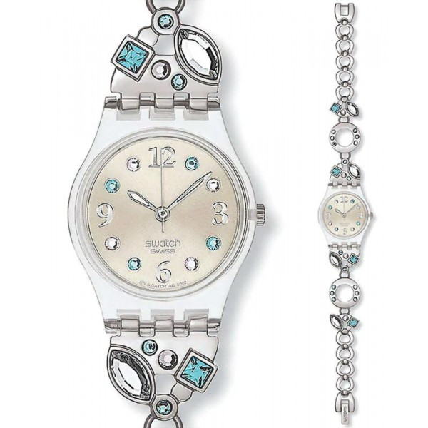 Comprare Orologio Swatch Donna Lady Menthol Tone LK292G