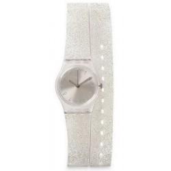 Orologio Swatch Donna Lady Silver Glistar LK343