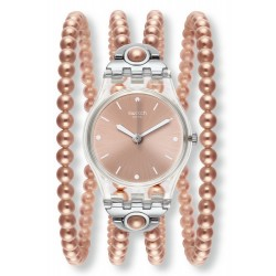 Orologio Swatch Donna Lady Pink Prohibition LK354
