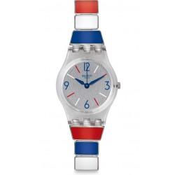 Orologio Swatch Donna Lady Miss Mariniere LK364G