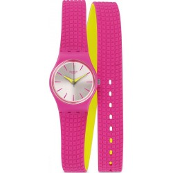Orologio Swatch Donna Lady Fioccorosa LP143