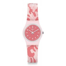 Orologio Swatch Donna Lady Camourose LP157