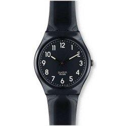 Comprare Orologio Swatch Unisex Gent Black Suit GB247