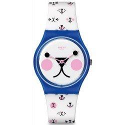 Orologio Swatch Unisex Gent Cattitude GN241