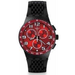 Comprare Orologio Swatch Uomo Chrono Plastic Testa di Toro SUSB101