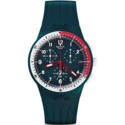 Orologio Swatch Uomo Chrono Plastic El Comandante SUSN405