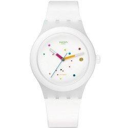 Comprare Orologio Swatch Unisex Sistem 51 Sistem White SUTW400 Automatico