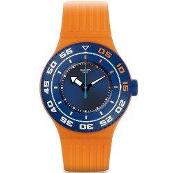 Orologio Swatch Unisex Scuba Libre Serifos SUUO100