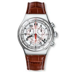 Comprare Orologio Swatch Uomo Irony Chrono Back To The Roots YVS414