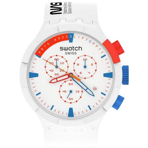 Comprare Orologio Swatch Big Bold Chrono Extravehicular NASA SB04Z400