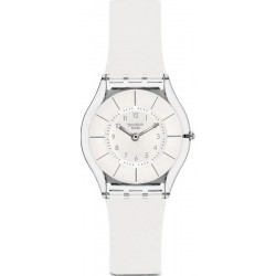 Orologio Swatch Donna Skin Classic White Classiness SFK360