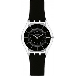 Orologio Swatch Donna Skin Classic Black Classiness SFK361