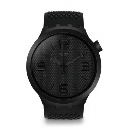 Orologio Swatch Uomo Big Bold BBBlack SO27B100