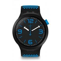 Comprare Orologio Swatch Uomo Big Bold BBBlue SO27B101