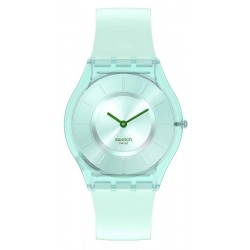 Orologio Swatch Donna Skin Classic Sweet Mint SS08G100