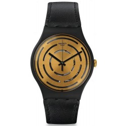Orologio Swatch Unisex New Gent Seeing Circles SUOB126