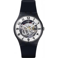 Orologio Swatch Unisex New Gent Skeletor SUOB134
