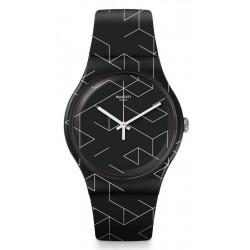 Comprare Orologio Swatch Unisex New Gent Cnosso SUOB161