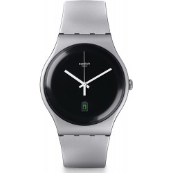 Orologio Swatch Unisex New Gent Be Charged SUOB401
