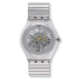 Orologio Swatch Unisex New Gent Cleared Up S SUOK105FB