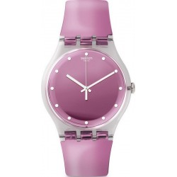 Orologio Swatch Donna New Gent Rosegari SUOK125