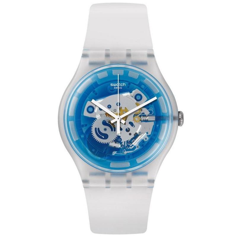 Swatch Orologio Gent Suok129 Blumazing New Jqsuzlvgmp Unisex 0kXZN8nwOP