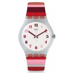 Comprare Orologio Swatch Donna New Gent Tramonto Occaso SUOK138