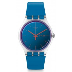 Orologio Swatch Donna New Gent Polablue SUOK711